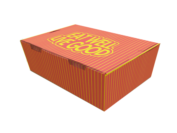 外賣盒 eat well